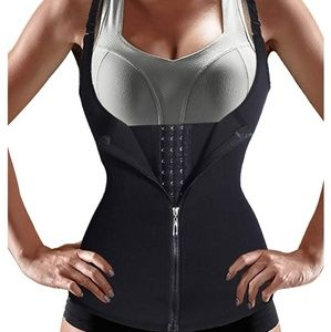 Nebility Waist Trainer Corset and Zipper